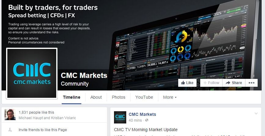 Cmc Trading Erfahrung