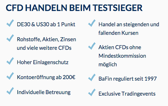 CFD Steuern