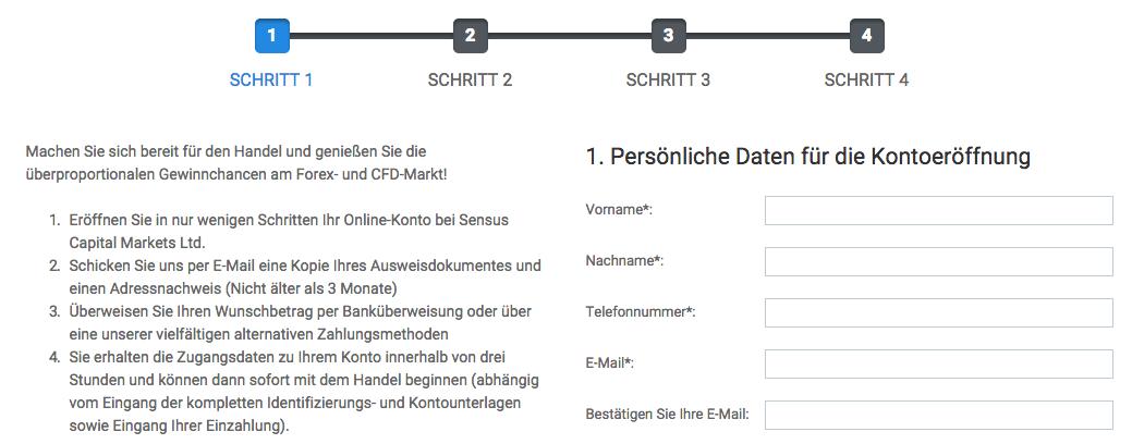sensus_kontoeroeffnung