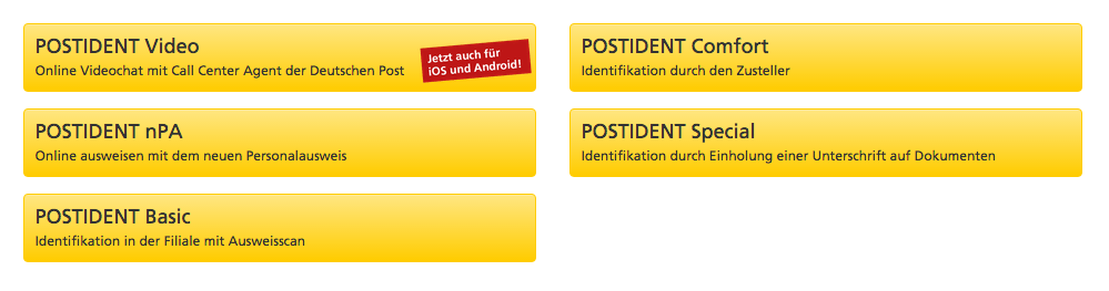 postident_optionen