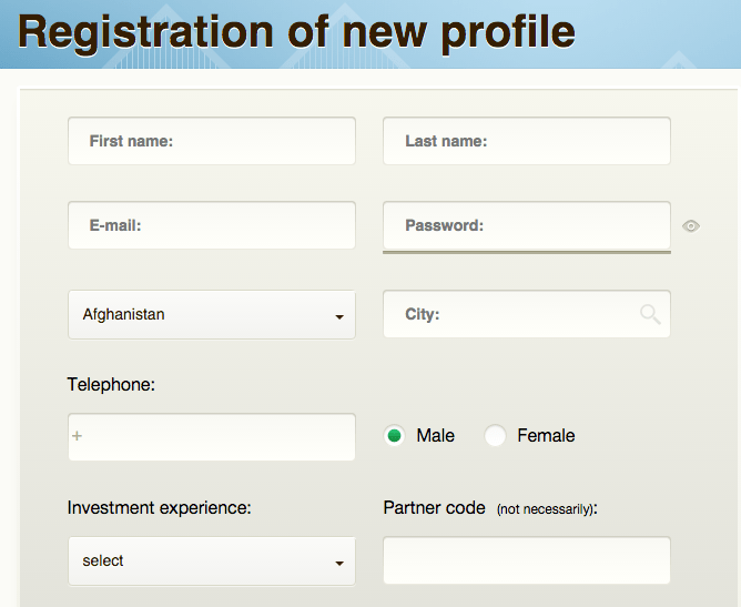 weltrade_formular