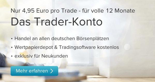 Preisvergleich online broker werden