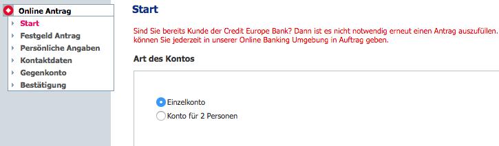 crediteurope_antrag