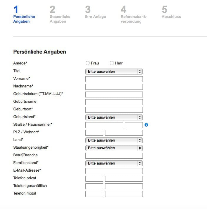 bmwbank_registrierung