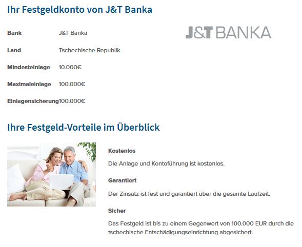 j&T banka_konditionen