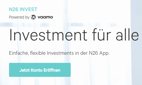 N26 Invest
