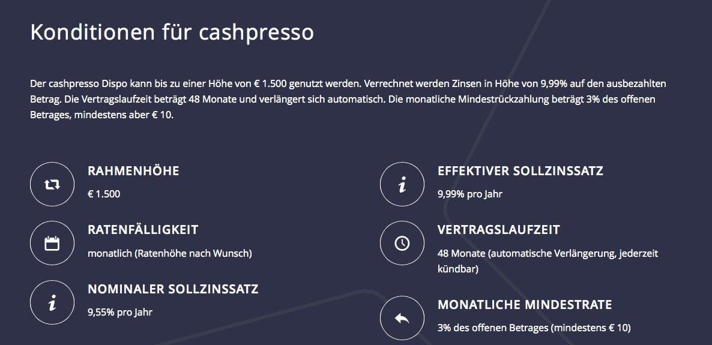 cashpresso_konditionen