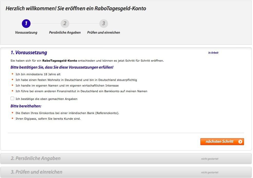 rabodirect_registrierung