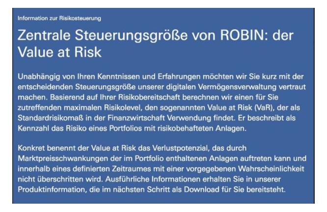 Robin VaR