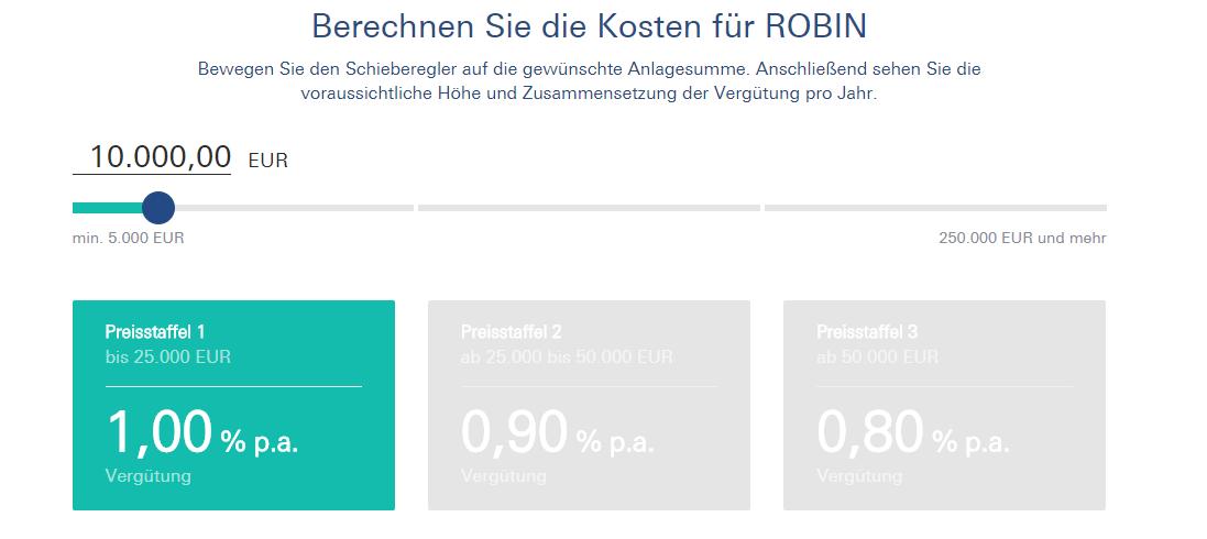 Kosten Robin
