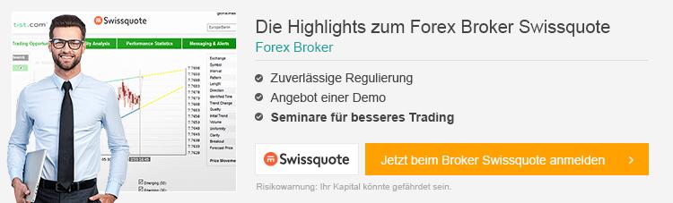 Swissquote Erfahrungen