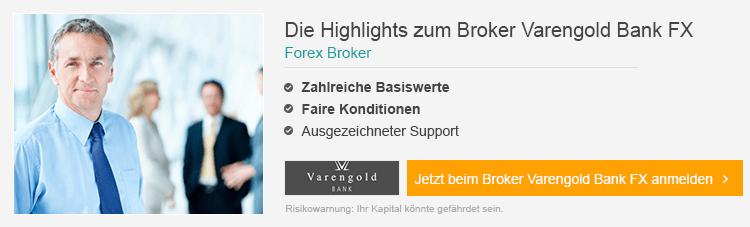 Varengold Bank FX Erfahrungen