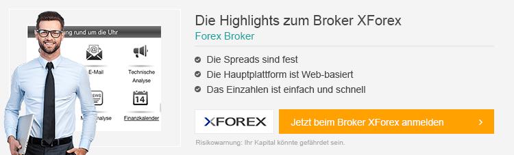 XForex Erfahrungen