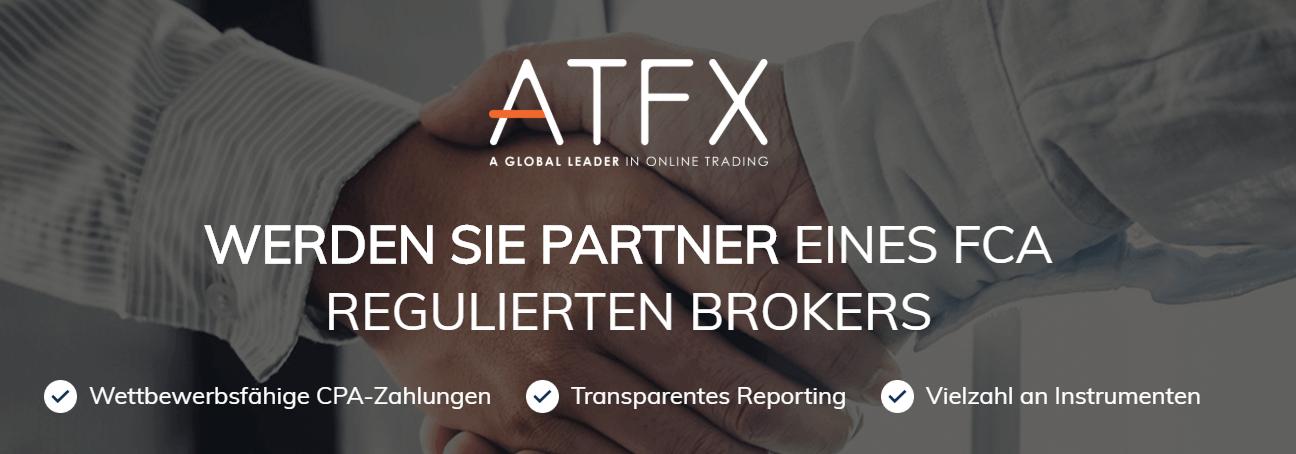 Nutzen Sie die Vielzahl an Handelsinstrumenten bei ATFX